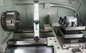 Ck6140A電気CNCの旋盤働きによって自動化されるCNC機械