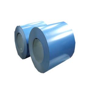 Il colore laminato a freddo ha ricoperto la bobina d'acciaio preverniciata del galvalume per lo strato del tetto