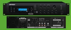 PA la mezcla de megafonía profesional amplificador de potencia con MP3 y USB (BW-4030C-4060C-4120BW BW BW-4240C C)