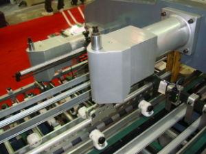 電気ナイフ制御(ZYH-Eシリーズ)を用いるペーパー折る機械
