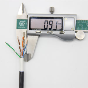 Cable de comunicaciones UTP Cat5 RJ45 / Cat5e / CAT6 CAT7 / Cable de conexión plana