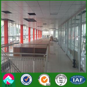 Двух этажное здание из стали структуры офисного здания в Соломоновы