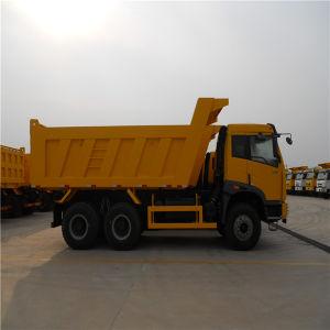 2018 de Vrachtwagen van de Stortplaats FAW met Motor Weichai