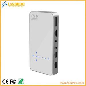 Kino-Projektor-Unterstützungs-USB-Festplatten-Datenlesen mobiler Projektor