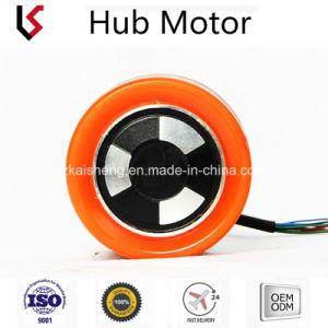 Kshm026 24V/36V/48V/60V 180W 3pulgadas Peso Ligero lindo Hub Motor para el Hoverboard y Skateboard