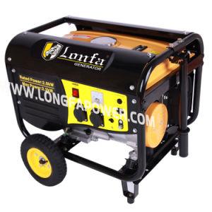 2200W Início Manual de Utilização Doméstica portátil gerador a gasolina