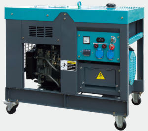 Aria-Cooled di 10kw Special Design Diesel Generator Open Frame