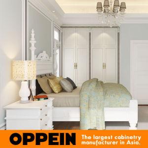 Роскошный Oppein деревянные дома гостиной Домашняя мебель (OP15-HS9)