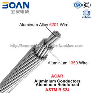 Acar, Aluminum Conductor Aluminum Reinforced (ASTM B 524)