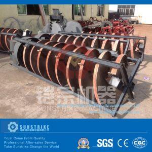 De spiraalvormige Separator van de Concentrator voor Goud, Koper, Zilveren Erts