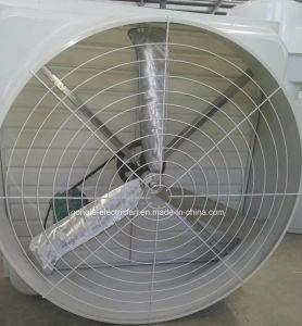 Het Opzetten van de muur het Ventileren van de Kegel van de Workshop FRP Fabriek 1060 de Ventilator van de Uitlaat