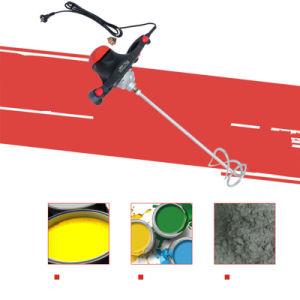 0~750r/min 1300W Mini Eléctrico pintura/cemento/hormigonera