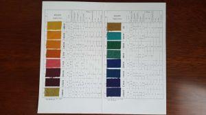 Zwavel Briljant Groen GB 100% - de Kleurstoffen van de Zwavel
