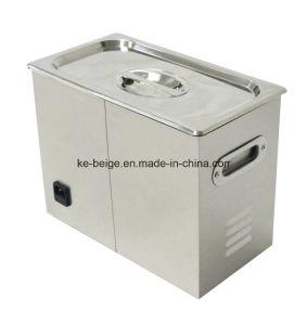 6L 180W nettoyeur à ultrasons à ultrasons dentaires pour les outils de nettoyage de la rondelle