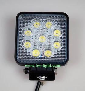 Прочный водонепроницаемый светодиодный индикатор автоматического рабочего освещения (GF-009Z03)