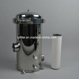 304 filtri dall'acciaio inossidabile/filtro da acqua Guanghzou per filtrazione dell'acqua di industria