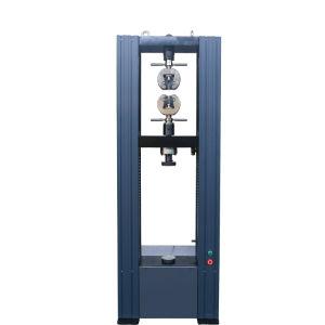 30kn /50kn Résistance à la traction Électronique Équipement de test avec dispositif de filtre en coin