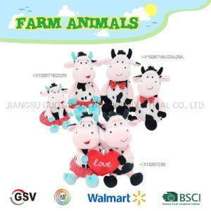 Сельскохозяйственных животных коровы мягкие игрушки