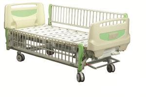 HS-Bc120 Funktions-manuelles reizbares Kind-Bett des Krankenhaus-zwei