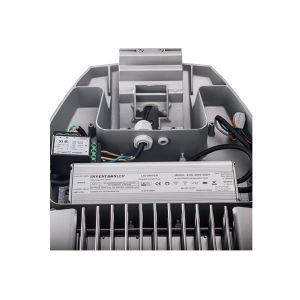 1-10V 230W de gradation de la rue LED Lampe pour Parking IP66