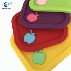 Joint de silicone alimentaire réutilisable envelopper les couvercles de la nourriture s'étirer le couvercle
