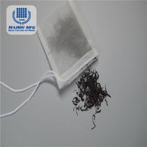 Grau alimentício saco de filtro de chá de Nylon