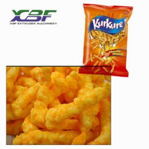 Hohe Kapazität heißer verkaufenKurkure Cheetos Nik Naks Extruder, der Maschine herstellt