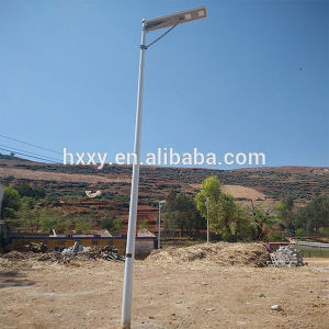 20W im Freien LED Garten-Licht-Fabrik alle in einem Solarstraßenlaterne