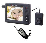Cámara Mini, Mini DVR cámara CCTV