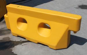 Barreira de estrada personalizados Barreira de Estacionamento de plástico