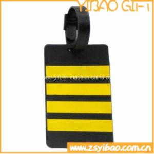 PVC personalizadas de equipaje etiqueta de nombre para la promoción de regalos