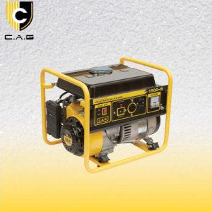セリウムのApprovel経済的なガソリン発電機Tg1500-B (1KW)