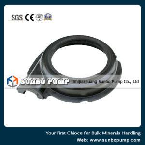Revestimiento de goma de OEM/Wear-Corrosion piezas de repuesto piezas de repuesto bomba