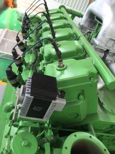 Mini-Green Power China Lvhuan 300kw Natureza Usina de turbina a gás com Conjunto de Gerador resfriada a água e electricidade