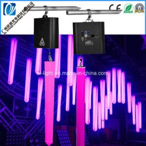 Luz de cinética de LED com 108cm melodia RGB pode fazer efeito com Software Madrix e DMX 512 Light