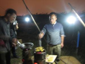 Los generadores de la estufa de Nomadic