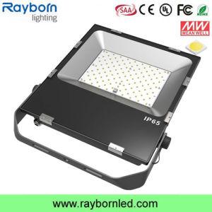 Het volledige LEIDENE van de Verlichting van Heatsink van het Aluminium Commerciële Licht van de Vloed (Rb-fll-100WS)