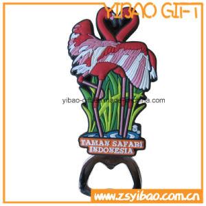 Apri personalizzato alta qualità della bottiglia da birra del silicone del PVC (YB-LY-O-03)