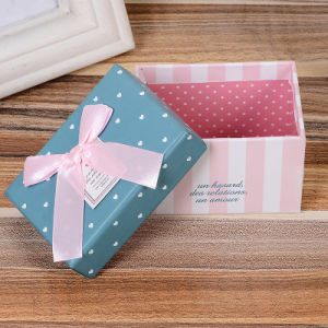 De Doos van het Karton van de Doos van de Gift van de manier voor Verpakking