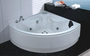 Bañera de hidromasaje de esquina (A022)