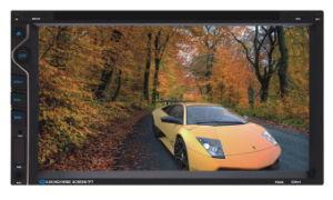 Lettore DVD di Car di BACCANO dell'universale 2 con il GPS