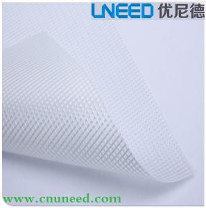 La bâche de protection de maillage en PVC/Bâche de protection transparent en PVC/PVC Bâche claire