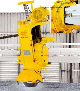 De Snijder van de Tegel van het Graniet van de Brug van de laser - de Scherpe Machines van de Rand van de Steen Marble&Limestone voor het Knipsel van de Plak