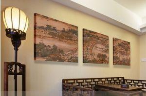 Pittura decorativa di verniciatura delle pitture murale (1-3-2)
