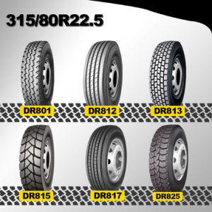 Radial-LKW-Gummireifen, Reifen der Gummireifen-315/80r22.5 für Firmennamen