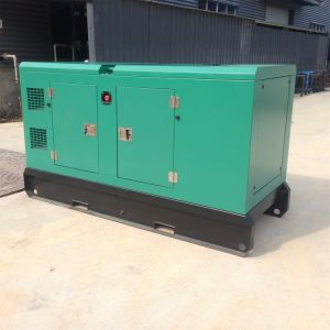 Diesel van China Genset de Stille Reeks van de Generator Ricardo Generator