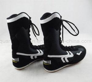 OEM Venta caliente deporte MMA luchan zapatillas de entrenamiento de boxeo