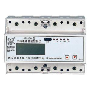 Три этапа DIN цифровой дисплей электронный счетчик энергии