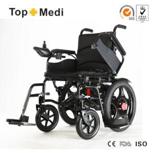 Equipo Médico de energía eléctrica plegable silla de ruedas de los precios de las personas con discapacidad