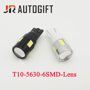 T10 W5W 194 5630 6 SMD LED luces LED COCHE